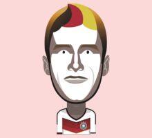 Bayern Munich - Muller Kids Clothes