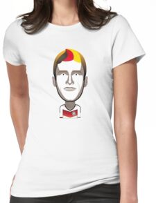 Bayern Munich - Muller Womens Fitted T-Shirt