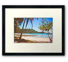 Seychelles. Framed Print