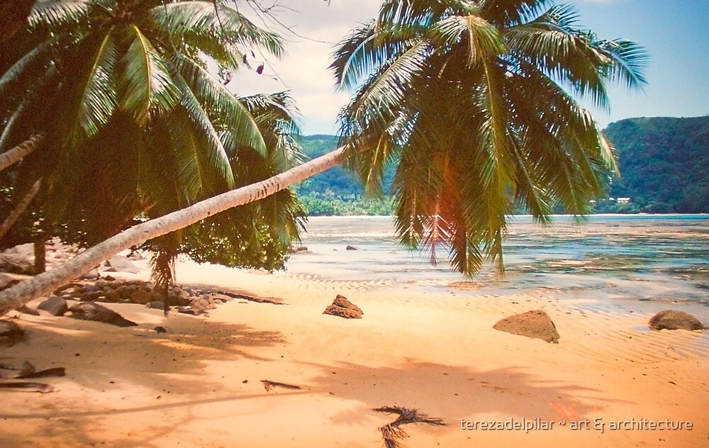 Seychelles  by terezadelpilar ~ art & architecture