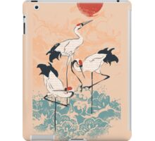 The Cranes iPad Case/Skin