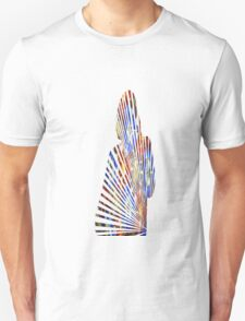 Cool hipster t-shirt Unisex T-Shirt