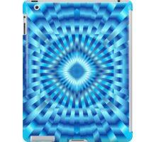 Hypnotic Blue iPad Case/Skin