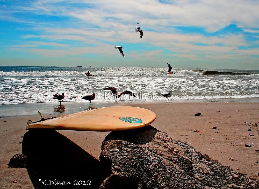 Perfect Beach Day! by KarenDinan