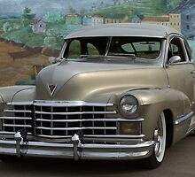 1947 Custom Cadillac by TeeMack