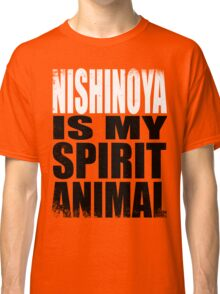 Nishinoya is my Spirit Animal Classic T-Shirt
