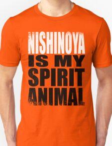 Nishinoya is my Spirit Animal T-Shirt