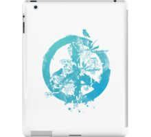 Peace grows iPad Case/Skin