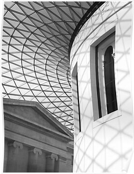 The British Museum by Mark Cass