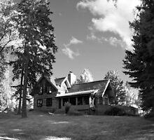 Muskoka House by David Warrington