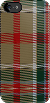 00879 Westwood Fashion Tartan Fabric Print Iphone Case by Detnecs2013