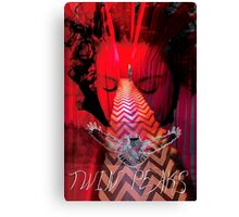 "Twin Peaks ""A Path to The Infinite"" Canvas Print"