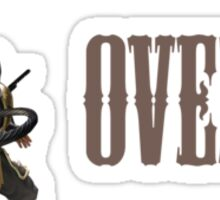GET OVER HERE! Mortal Sticker