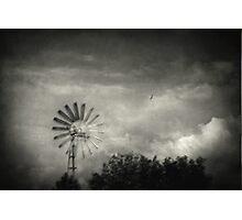 Return Photographic Print