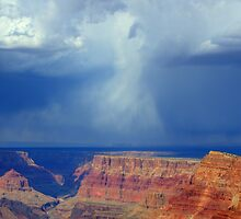 Desert View Grand Canyon by Bob Christopher