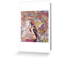 Jezebel Greeting Card