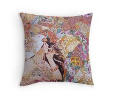 Jezebel Throw Pillow