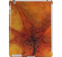 Organic, Orange iPad Case/Skin