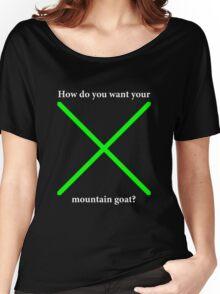The X shirt Women's Relaxed Fit T-Shirt