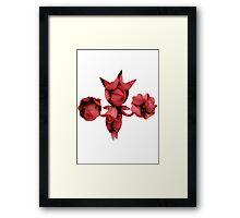 Roselia used Sweet Scent Framed Print