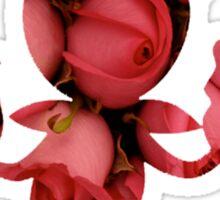 Roselia used Sweet Scent Sticker