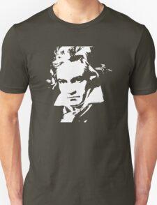 Ludwig van Beethoven pop art T-Shirt