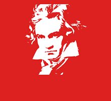 Ludwig van Beethoven pop art Unisex T-Shirt