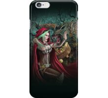 Red Riding Hood iPhone Case/Skin