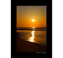 Fire Island Sunrise - Smith Point Country Park, New York Photographic Print