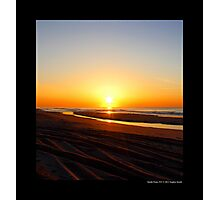 Fire Island National Seashore Sunrise - Smith Point, New York Photographic Print