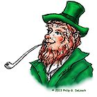 Leprechaun by Philip DeLoach