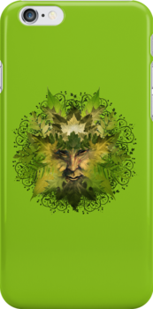 The Green Man by robgould1972