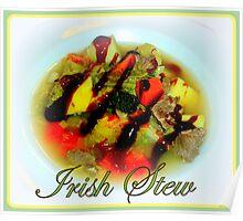 Irish Stew Poster