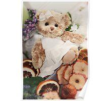 Little teddygirl Poster