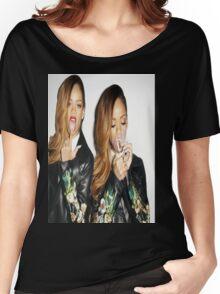 Classy Rihanna Women's Relaxed Fit T-Shirt