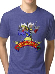 Big Shot Bounty Hunters Tri-blend T-Shirt