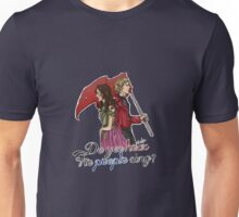 Do you hear the people sing, 'Ponine? Unisex T-Shirt