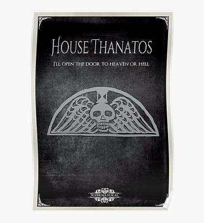 House of Thanatos Poster