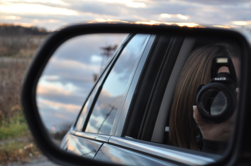Looking into Your Lens by Jessica Snyder
