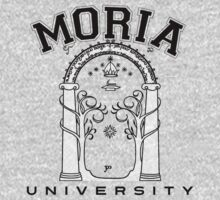 Moria university by eartheatsmoon