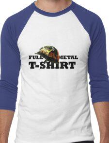 FULL METAL T-SHIRT Men's Baseball ¾ T-Shirt