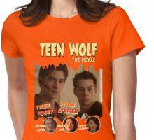 Teen Wolf Old Comic [Stiles & Scott] Womens Fitted T-Shirt