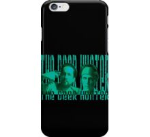 the deer hunter iPhone Case/Skin