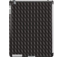 kevlar carbon iPad Case/Skin