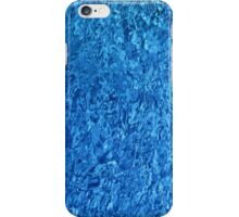 Blue Water iPhone Case/Skin