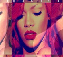 Rihanna LOUD Sticker