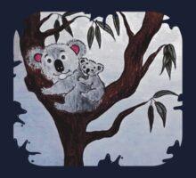 'Koala & Bud' Kids Tee