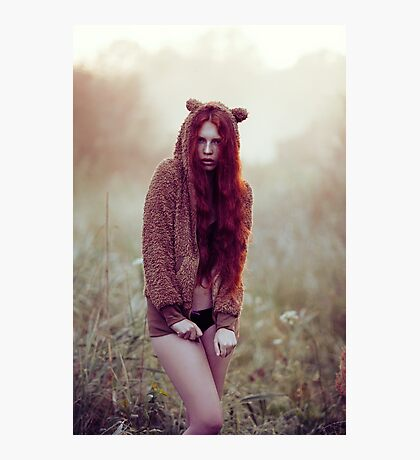 Teddy Bear VIII Photographic Print