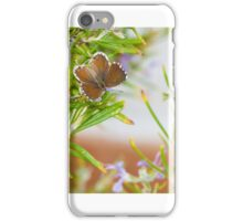 Geranium bronze in my rosemary iPhone Case/Skin