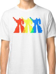 Optimus Prime Colors Classic T-Shirt
